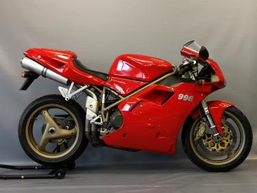 Ducati 996 Series 1 - 1999 original + perfect