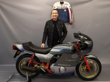Honda CB 900 F BOL D' OR Freddie Spencer Tribute